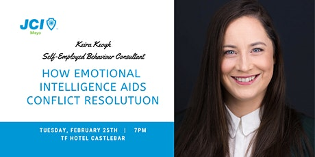 Train Your Brain: How Emotional Intelligence Aids Conflict Resolution. tickets