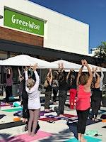 Morning Yoga with Brie Mazin (@FloridaYogaMama)