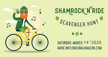 Shamrock 'n' Ride Scavenger Hunt tickets