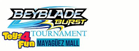 1er Torneo de Beyblade 2020 Toys4Fun Mayagüez