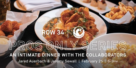 Pros Only Series: An Intimate Dinner with the Collaborators ft. Red's Best tickets