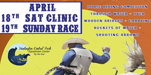 Extreme Cowboy Race hosted by Free Rein Foundation