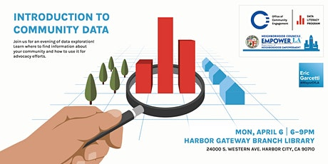 Introduction to Community Data - Harbor tickets