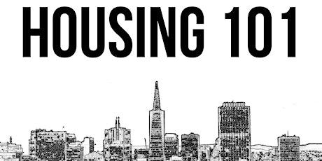 Housing 101 tickets