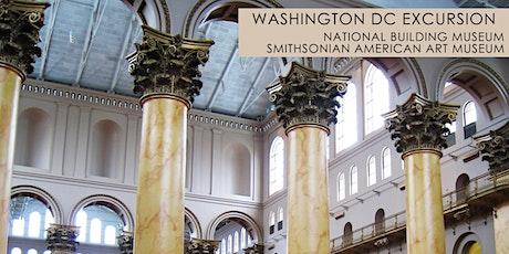 Washington DC Bus Trip Excursion tickets