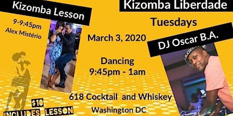 Tuesdays @ Kizomba Liberdade tickets