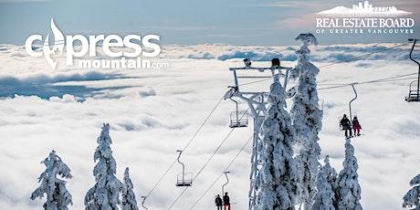 REALTORS® Ski Day at Cypress Mountain  tickets