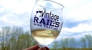 Vintage Rails Wine Tasting