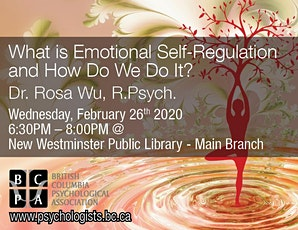 Psychology Month: What is Emotional Self-Regulation and How Do We Do It? tickets