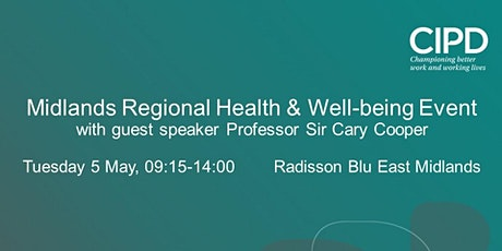 Midlands Regional Health and Well-being Event tickets