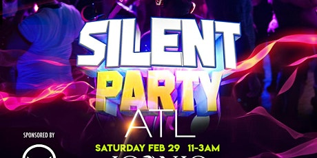 Silent Party ATL tickets
