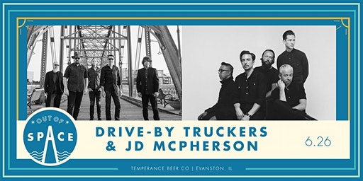 Out of Space 2020: Drive-By Truckers and JD McPherson at Temperance
