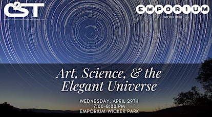 *POSTPONED* Art, Science, and the Elegant Universe tickets