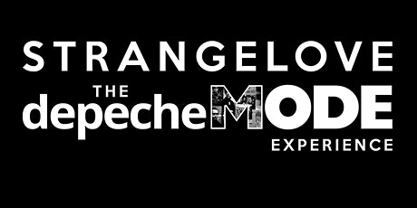 Strange Love Tribute to Depeche Mode tickets