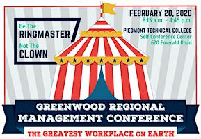 2020 Greenwood Regional Management Conference