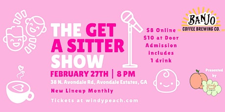 The Get a Sitter Show tickets