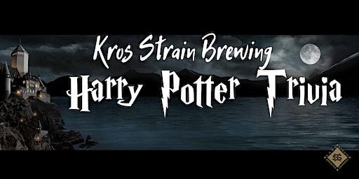 Harry Potter Trivia Night at Kros Strain Brewing
