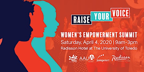 Postponed to Fall : 2020 Women's Empowerment Summit: Raise Your Voice tickets