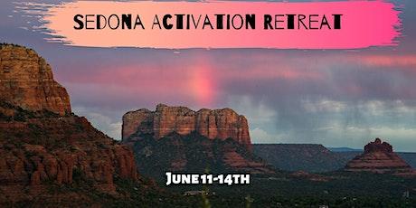 Sedona Activation Retreat tickets