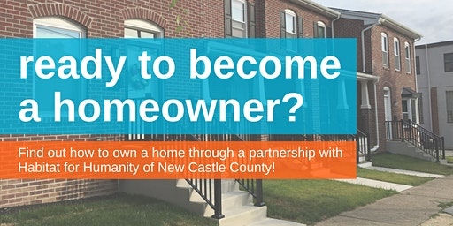 Homeownership Program Information Session