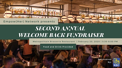 Empow(Her) Network 2nd Annual Welcome Back Fundraiser billets