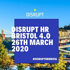 DisruptHR Bristol 4.0 tickets