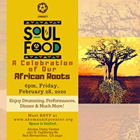 SOUL FOOD Community Dinner Night