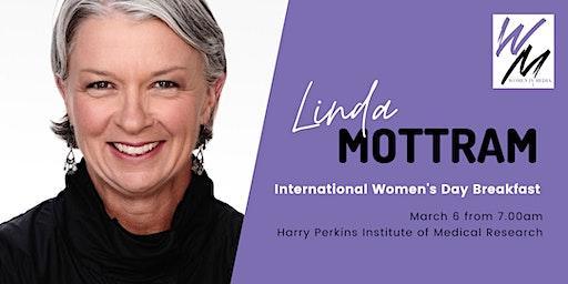 IWD Breakfast: Linda Mottram