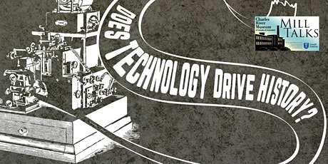 """Does Technology Drive History?"" with SUNY Associate Professor David Hochfelder tickets"