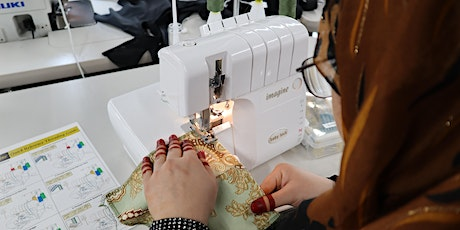 BASIC SEWING FOR ADULT BEGINNERS tickets