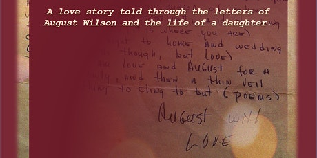 August with Love: Reading by Faye Coleman from upcoming August Wilson book tickets