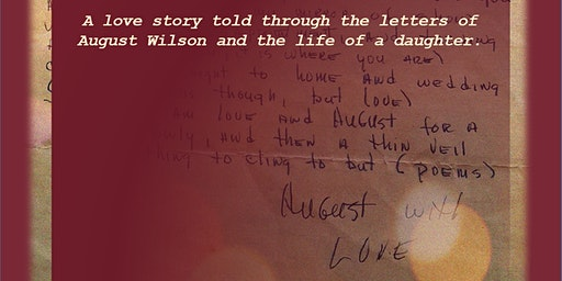 August with Love: Reading by Faye Coleman from upcoming August Wilson book