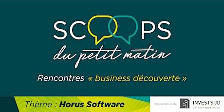MONT-SUR-MARCHIENNE - Les Scoops du petit matin - HORUS Software billets