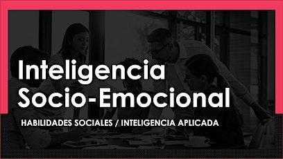CHARLA - INTELIGENCIA SOCIO EMOCIONAL entradas