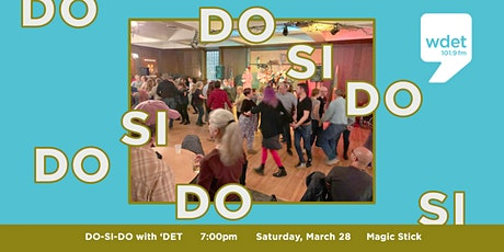 Do-Si-Do with 'DET! tickets