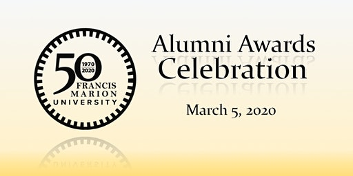2020 Francis Marion University Alumni Awards Celebration