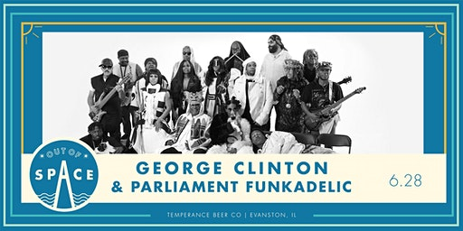 Out of Space 2020: George Clinton &  Parliament Funkadelic at Temperance