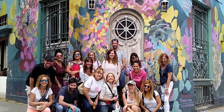 Domingo de Walking Tour Barracas 1, las mil caras del sur profundo entradas
