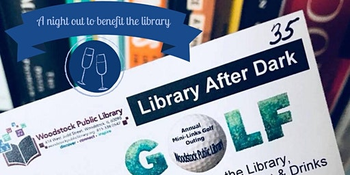 Library After Dark - Miniature Golf in the Library
