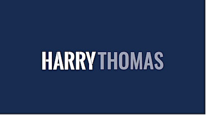Its Time To Thrive in Life - Harry Thomas first ever motivational talk tickets