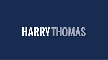 Its Time To Thrive in Life - Harry Thomas first ever motivational talk