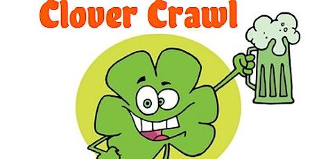 Clover Crawl  tickets