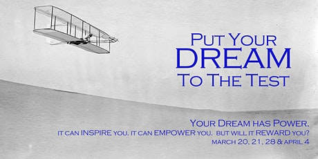 Put Your Dream to the Test: Leadership Seminar tickets