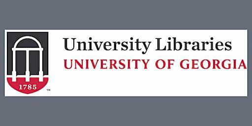 Phoenix Flies 2020: Hargrett Library at UGA General Workshop