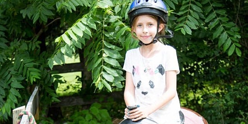 July Summer Camp at Hogback Mountain Pony Rides Ages 3 and up