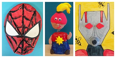 The Marvelous Marvels Summer Camp (4-9 Years)
