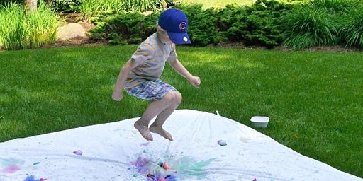 What a Mess!  20 Awesomely Messy Activities for Young Children