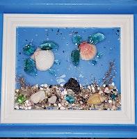 Fun With Resin: Ocean Treasures Art Workshop
