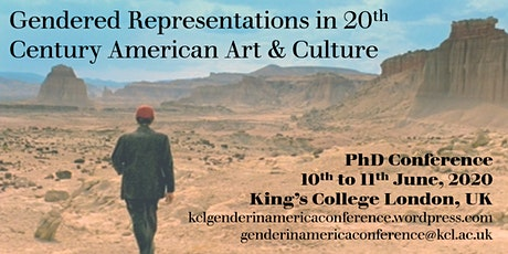 Gendered Representations in 20th Century American Art & Culture tickets