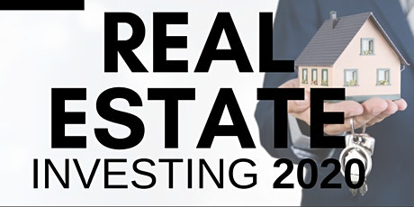 Real Estate Investing 2020 tickets